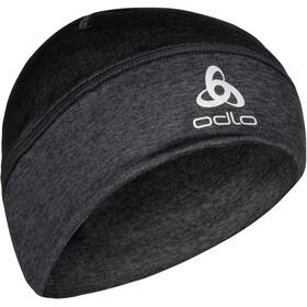 Odlo Yak X-Warm Bonnet, black melange